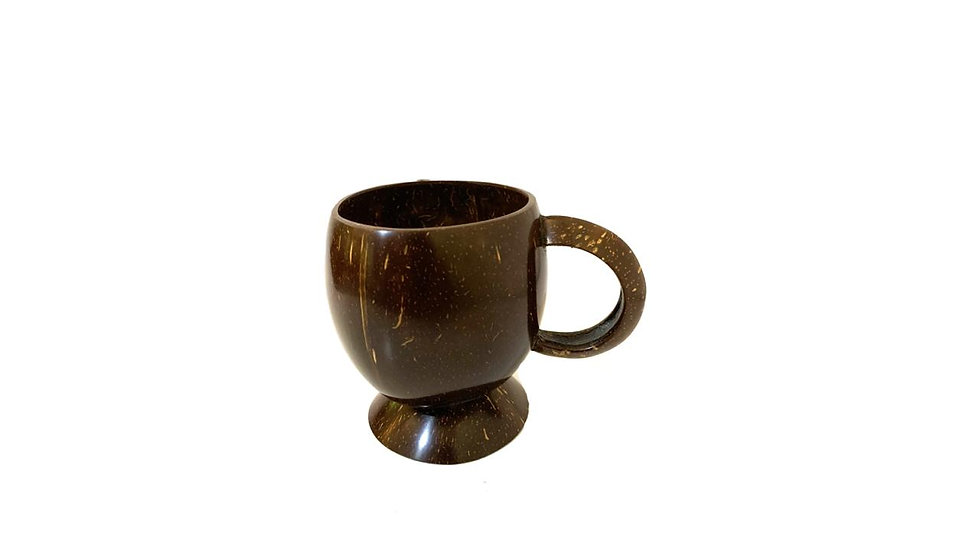 Polished  Coconut Mug