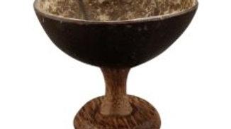 Polished Coconut Utensil