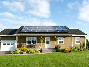 East Royalty 6.75Kw Solar Home