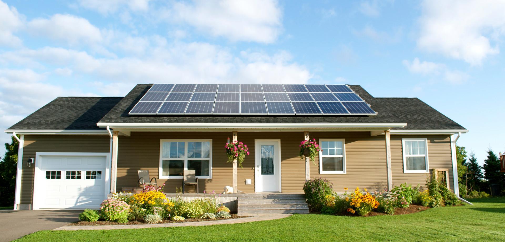 6.75Kw Solar Home