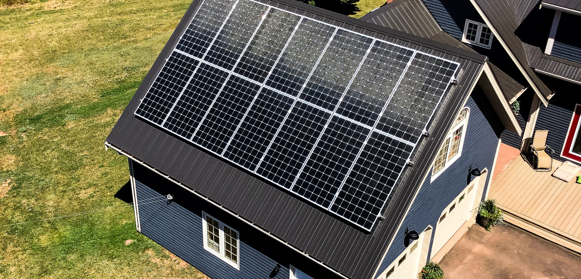 Roof Mount Solar System