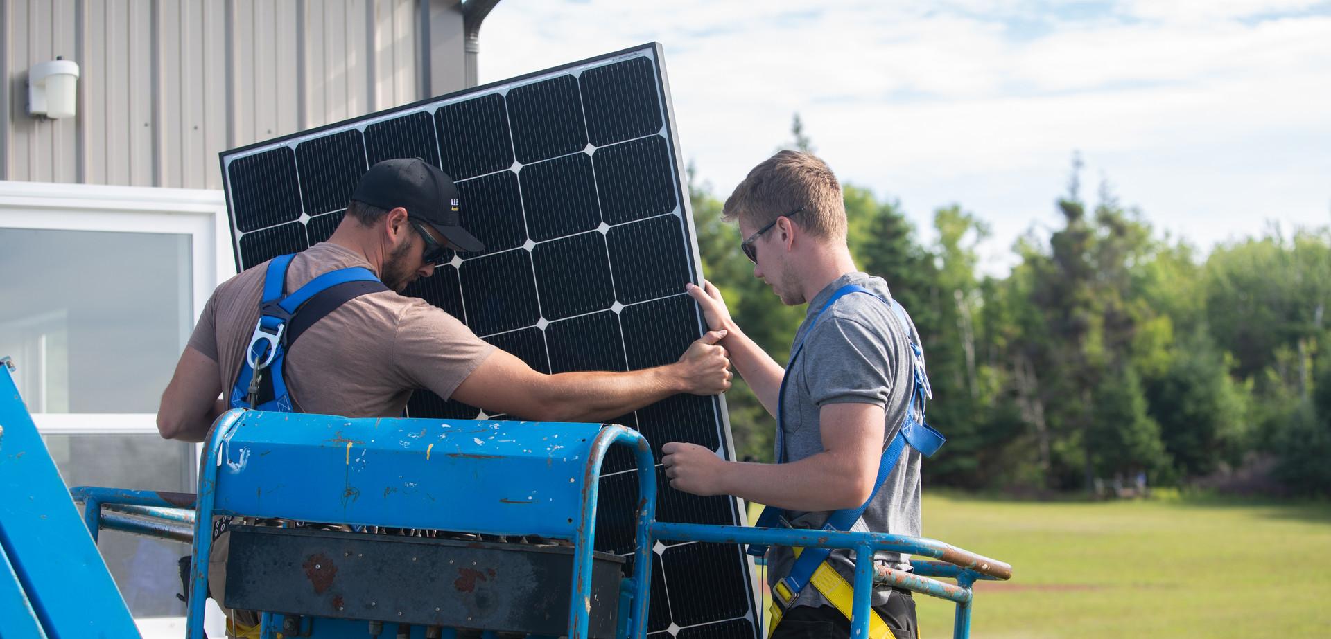 Solar Installation | Charlottetown, PE