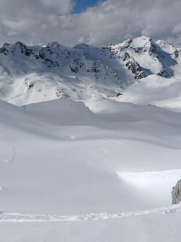 Skihochtour in der Schweiz