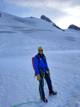 Unterwegs in den Walliser Alpen