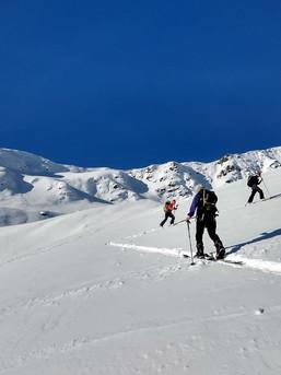 Skitouren im Ortlergebiet
