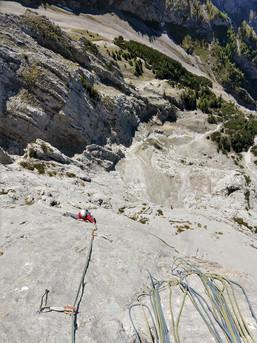 Traumkalk im westlichen Karwendel - Gerberkreuz