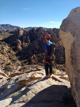 Klettern in Joshua Tree - USA
