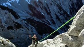 Reserviert für Kletter:innen- der Koflerturm über den Südwestgrat