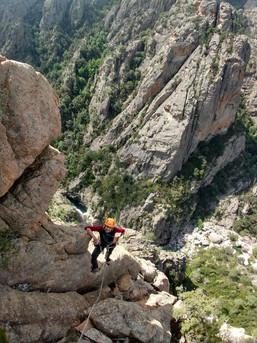 Kletterreise Korsika