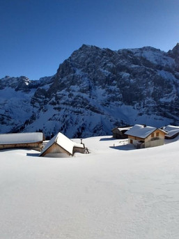 Traumhafte Winterlandschaft im Karwendel