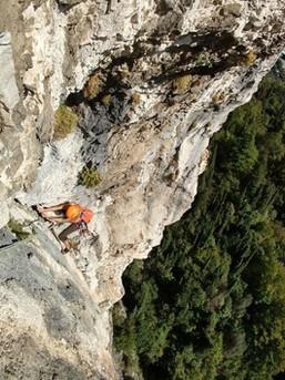 Traumkletterei in Arco - Trentino