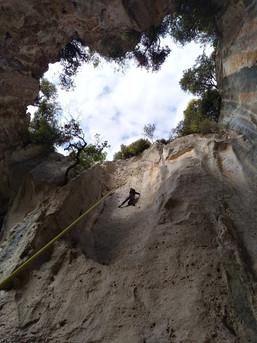 Klettern in außergewöhnlichen Felsgebilden - Finale Ligure