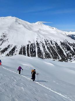 Skitour im Vinschgau