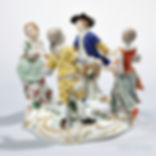 meissen-porcelain-dancing-figural-group.