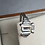 Thumbnail: Vintage Deco Design 2.81 Carat Emerald Cut Diamond & Platinum Ring