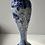 Thumbnail: Large Art Nouveau WILLIAM MOORCROFT FLORIAN WARE VASE IN THE 'DIANTHUS' PATTERN