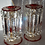 Thumbnail: Exceptionally Stunning Pair of Early Victorian Candle Lustres