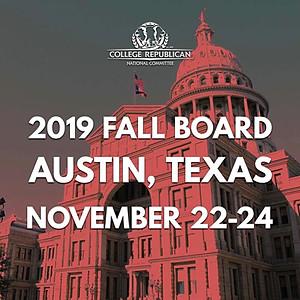 CRNC Fall Board Meeting