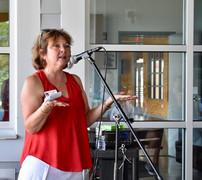 Diana Waterman, MFRW Chairwoman