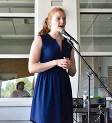 Sarah Dockham, Executive Director