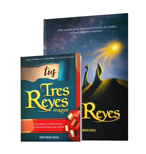 Pack: Tus Tres Reyes Magos + Cuento