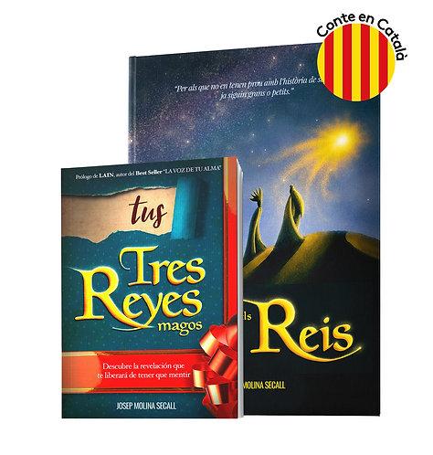 Pack: Tus Tres Reyes Magos + Conte en Català