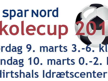 Spar Nord Skolecup 2019