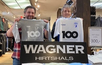 WAGNER ny tøjleverandør hos HB