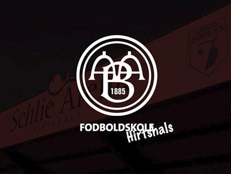 AaB Fodboldskole kommer til Hirtshals i uge 27