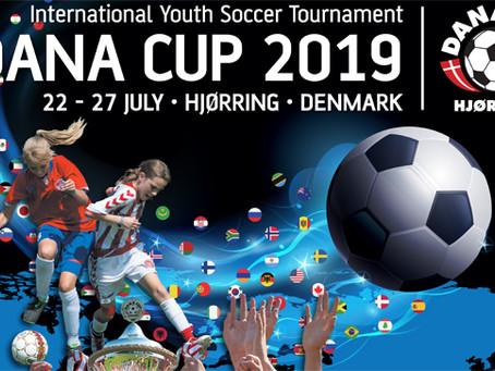 Vagtplaner til Dana Cup 2019