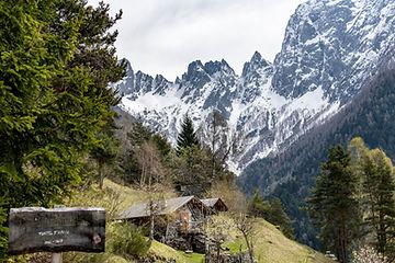 Wanderung Val Schiesone
