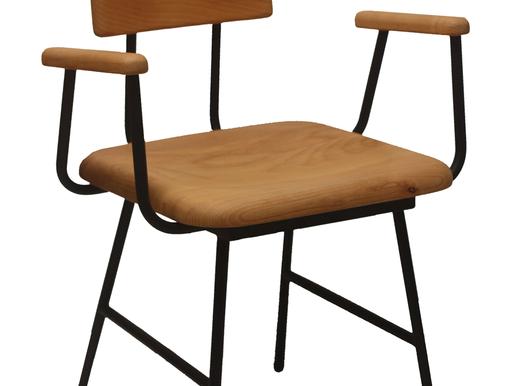 木下鉄也。一張椅。一百種生活態度。