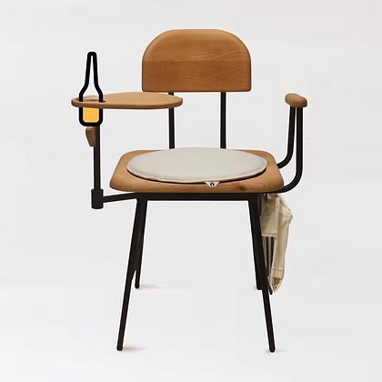 木下鉄也。白臘木椅 +珈琲枱。三六零 + j。柄 (左)   + 雜誌架。袋 + 坐墊。圓