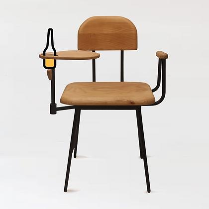 木下鉄也。白臘木椅 +珈琲枱。三六零 +   j。柄 (左)