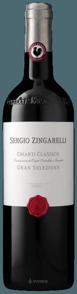Sergio Zingarelli Chianti Classico Gran Selezione - Rocca delle Macie 0,75LT