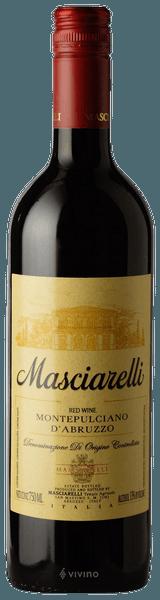 Montepulciano d'Abruzzo - Masciarelli 0,75LT