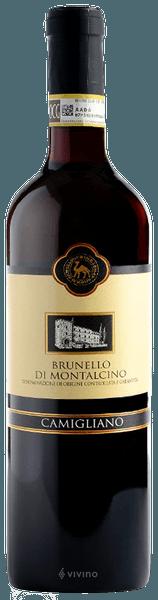 Brunello di Montalcino - Camigliano 0,75LT