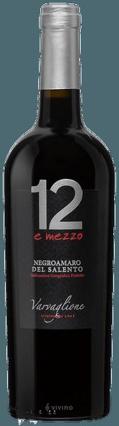 12 e Mezzo Negroamaro - Varvaglione 0,75LT