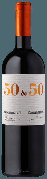 50 & 50 - Avignonesi 0,75LT