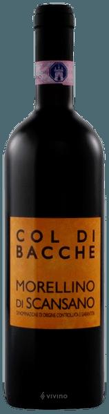 Morellino di Scansano - Col di Bacche 0,75LT