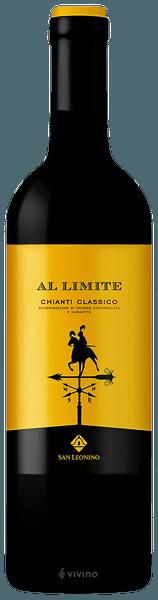 Al Limite Chianti Classico - San Leonino 0,75LT
