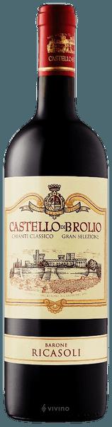 Castello di Brolio Chianti Classico Gran Selezione -  Barone Ricasoli 0,375LT