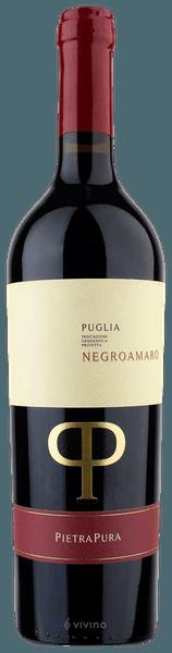 Negroamaro Salento - Pietra Pura 0,75LT
