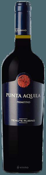 Punta Aquila Primitivo - Tenute Rubino 0,75LT