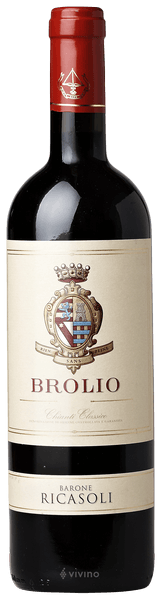 Brolio Chianti Classico -  Barone Ricasoli 0,375LT