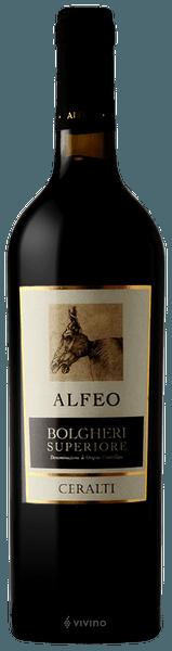 """""""Alfeo"""" Bolgheri Superiore - Ceralti 0,75LT"""