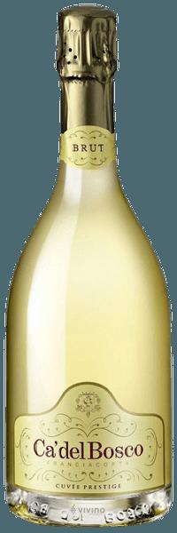 """Franciacorta """"Cuvée Prestige"""" Extra Brut - Cà del Bosco 0,75LT"""