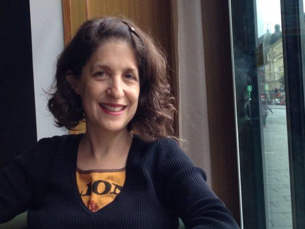 Lynne Sachs, filmmaker and 58th Ann Arbor Film Festival Juror