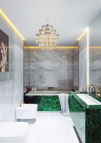 malachite with gold bathroom.jpg