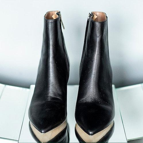 VENEZIA NAPP NERO støvler